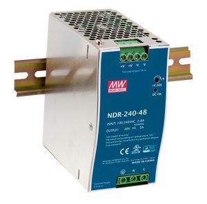240W DIN Rail Switching Power Supply