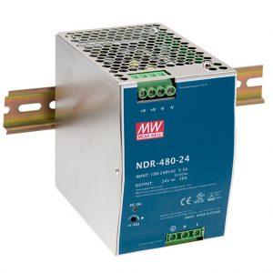 480W DIN Rail Switching Power Supply